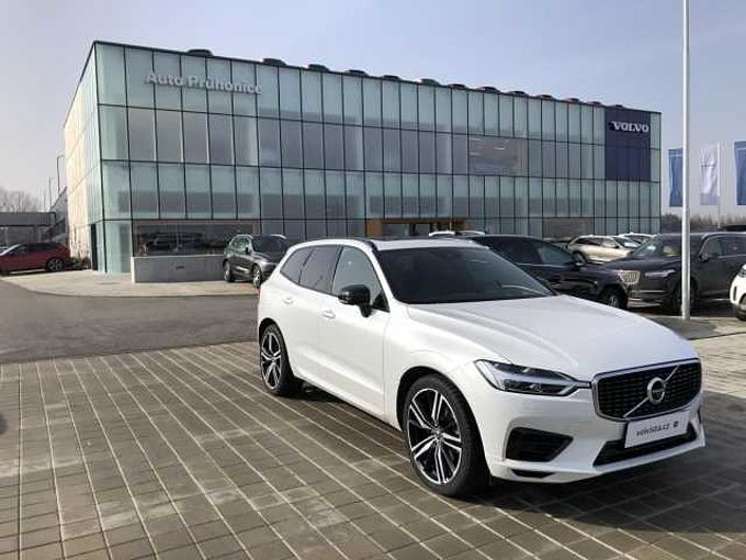 Volvo XC60 T8 TWIN ENGINE AWD R-DESIGN